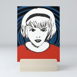 Sabrina Vortex Mini Art Print