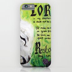 The Lord Restores Psalm 23 Slim Case iPhone 6s