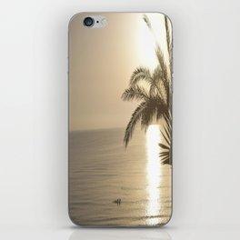 Tunisian African Beach Sunrise iPhone Skin