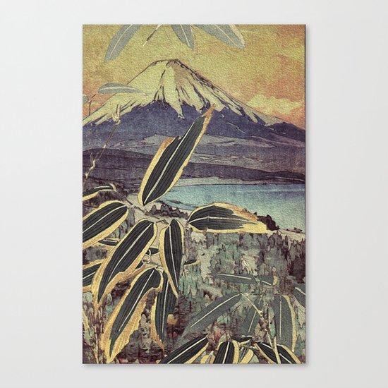 Arriving at Yiensen Bay Canvas Print