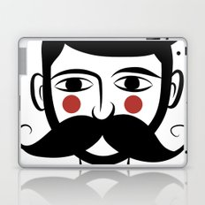 Mr. Laptop & iPad Skin