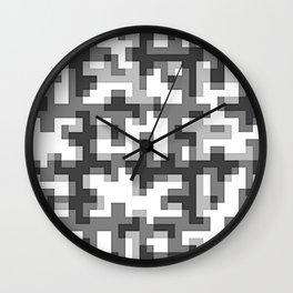 pixel 003 01 Wall Clock