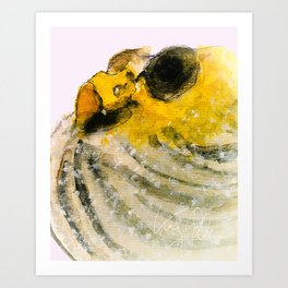 blowfish II Art Print