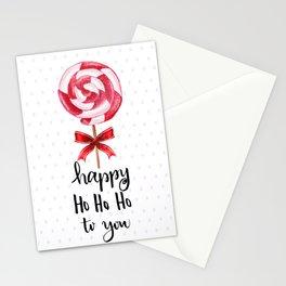 Happy Ho Ho Ho To You Stationery Cards