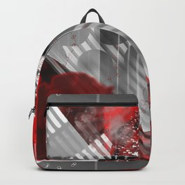 Pictures of Matchstick Men Backpack