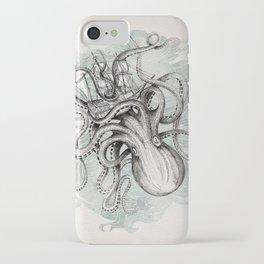 The Baltic Sea - Kraken iPhone Case