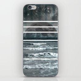 Midnight Swim iPhone Skin