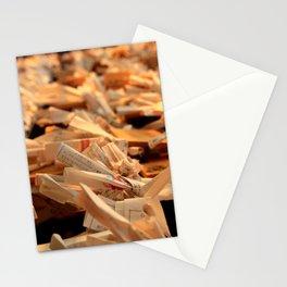 Omikuji Stationery Cards