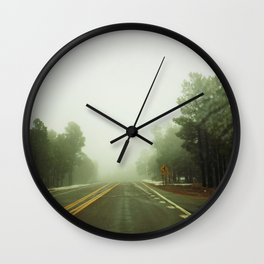 Mount Lullaby Wall Clock