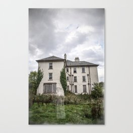 A Place Called Home Canvas Print