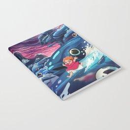 Ponyo Notebook