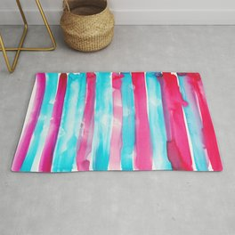 9    | 191128 | Abstract Watercolor Pattern Painting Rug