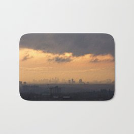City Sky. Bath Mat