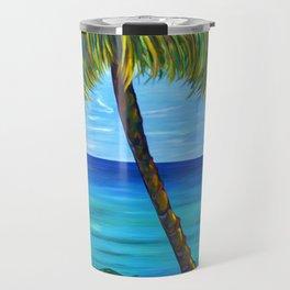 Maui Beach Day Travel Mug