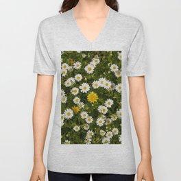 Wonderful spring flowers. Unisex V-Neck