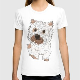 Lolo, West Highland Terrier T-shirt
