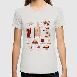 Doctor Who |Aliens & Villains T-shirt