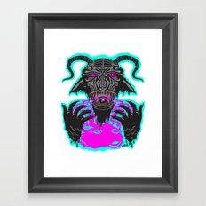 inBOG Framed Art Print