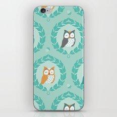Sweet Owlies - Dusk iPhone & iPod Skin