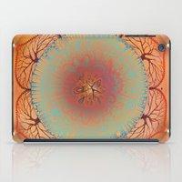 chakra iPad Cases featuring Sacral Chakra by brenda erickson