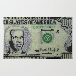 Its All About the Benjamins Rug
