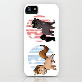 Unicorns iPhone Case