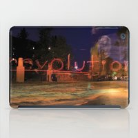 revolution iPad Cases featuring Revolution by Stacey Cat
