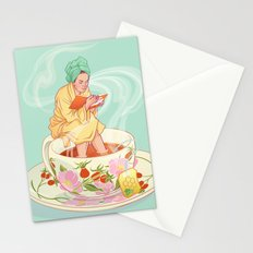 Cure for the common cold Stationery Cards