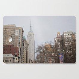 Empire State Cutting Board