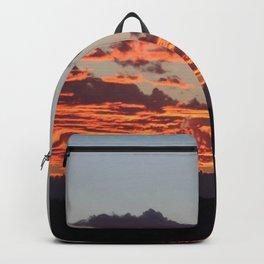 Aegean Sunset Backpack