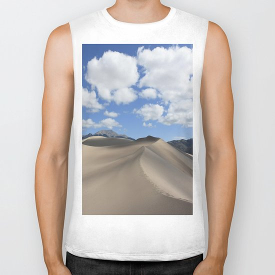 Great Sand Dunes Biker Tank