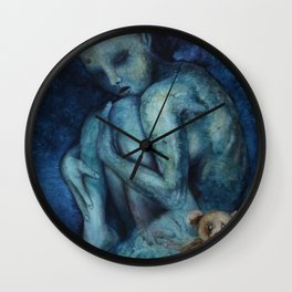Sudden infant death syndrome Wall Clock