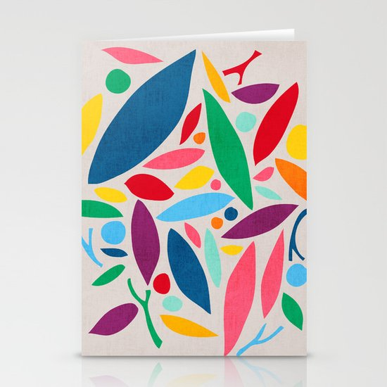Found Objects Stationery Cards
