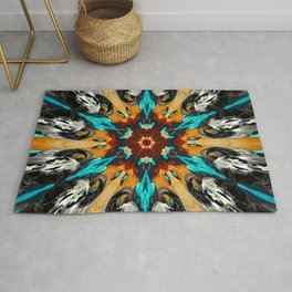 Explosion 2 Rug