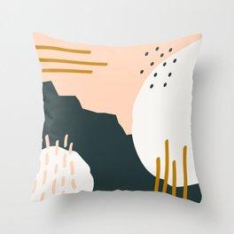 Coit Pattern 58a Throw Pillow