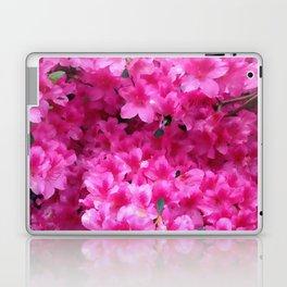 Bumbling Amidst the Azaleas Laptop & iPad Skin