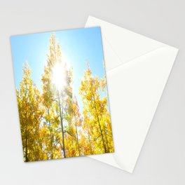 Autumn Joy Stationery Cards