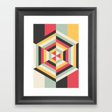 On Call Framed Art Print