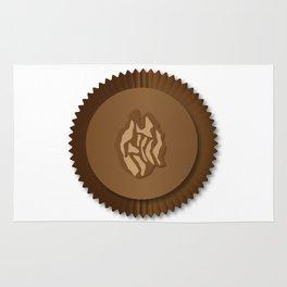 Chocolate Box Wallnut Rug