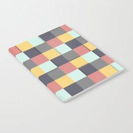 Pure Vintage palette  Notebook