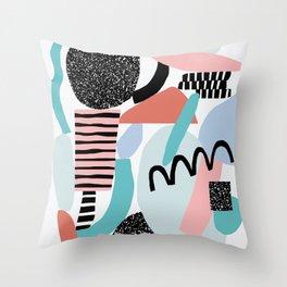 suave Throw Pillow