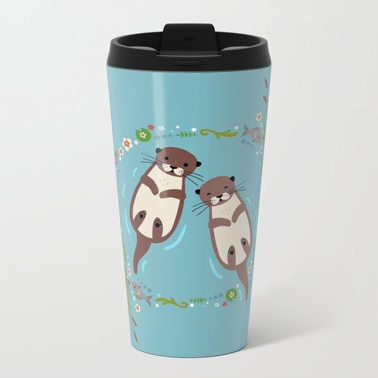My Significant Otter Metal Travel Mug