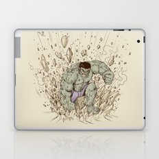 Hulk Smash Laptop & iPad Skin