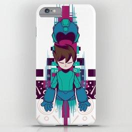 The Mega Man iPhone Case