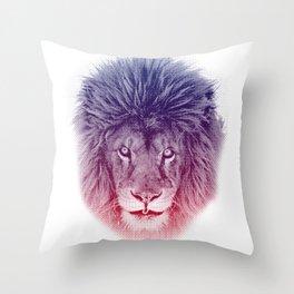 Leon -FAce- Throw Pillow