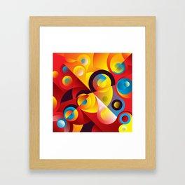 Cosmogony #04 Framed Art Print