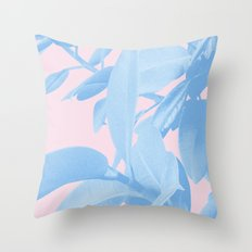 When I wake up Throw Pillow