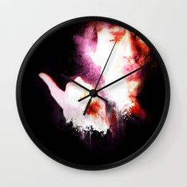Midnight Rambler Wall Clock