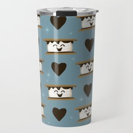 For the love of s'mores Travel Mug