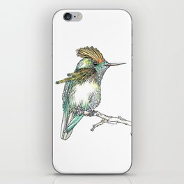 The Tufted Coquette iPhone Skin